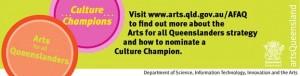 Arts for all Queenslanders