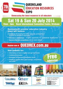 Electronic Flyer - QUEDREX 2014