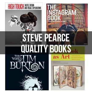 Steve-Pearce-Books